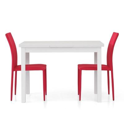 Table Frya avec 2 rallonges...