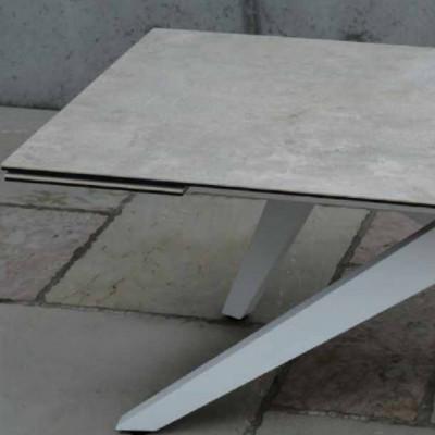 Table extensible Dan avec 2 rallonges 40 cm