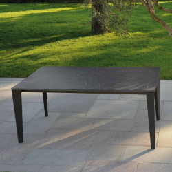 Susy extendable table with...