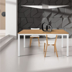 Table rectangulaire...