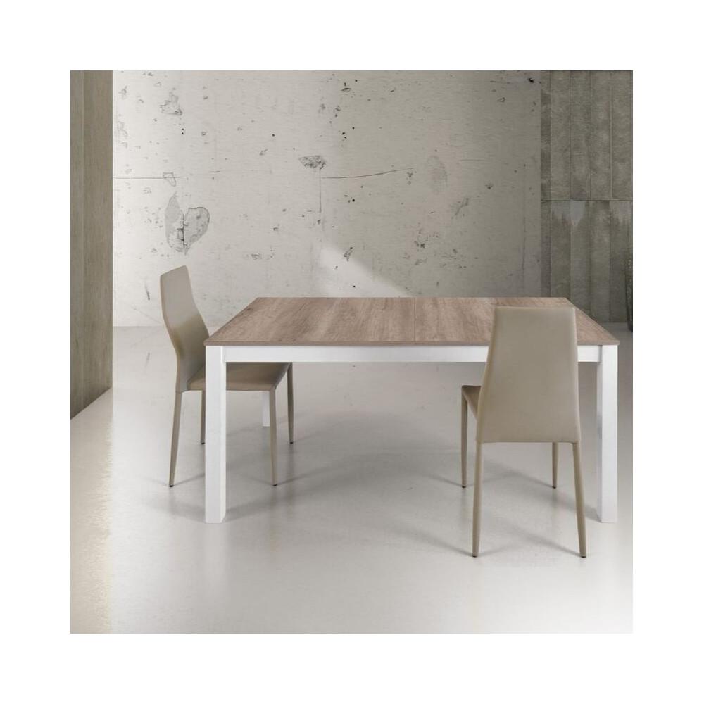 Velino rectangular table in oak