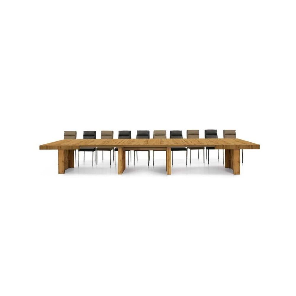 Table Prime structure et plateau en